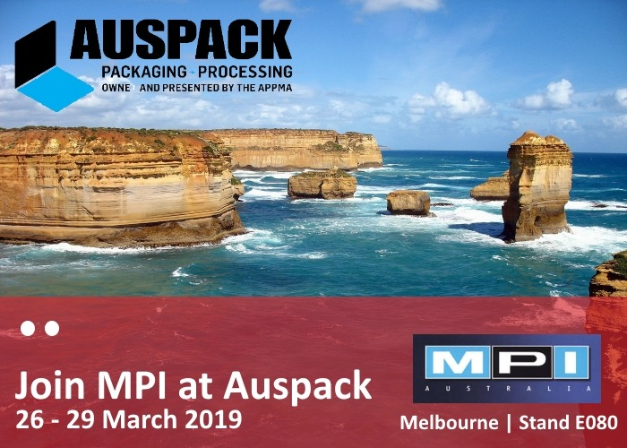 Speak with our partner MPI at Auspack
