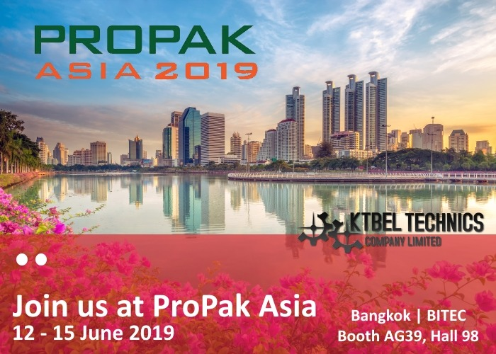 Sepha to exhibit at ProPak Asia with agent KTBel