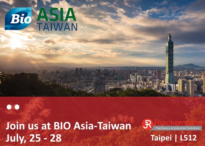 Leak Test Solutions at BIO Asia-Taiwan