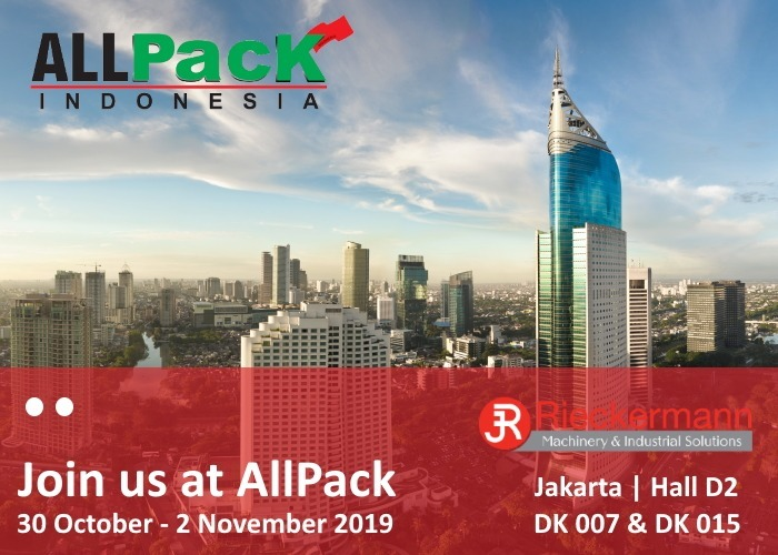 Packaging integrity solutions at AllPack Indonesia 2019