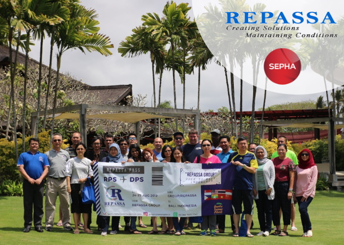 Sepha partners with REPASSA in Singapore